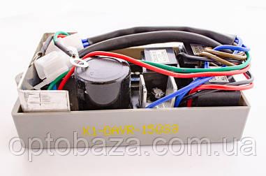 AVR реле напряжения (3 ФАЗЫ) генератора 10 кВт (KDE12EA) K1-DAVR-95S3