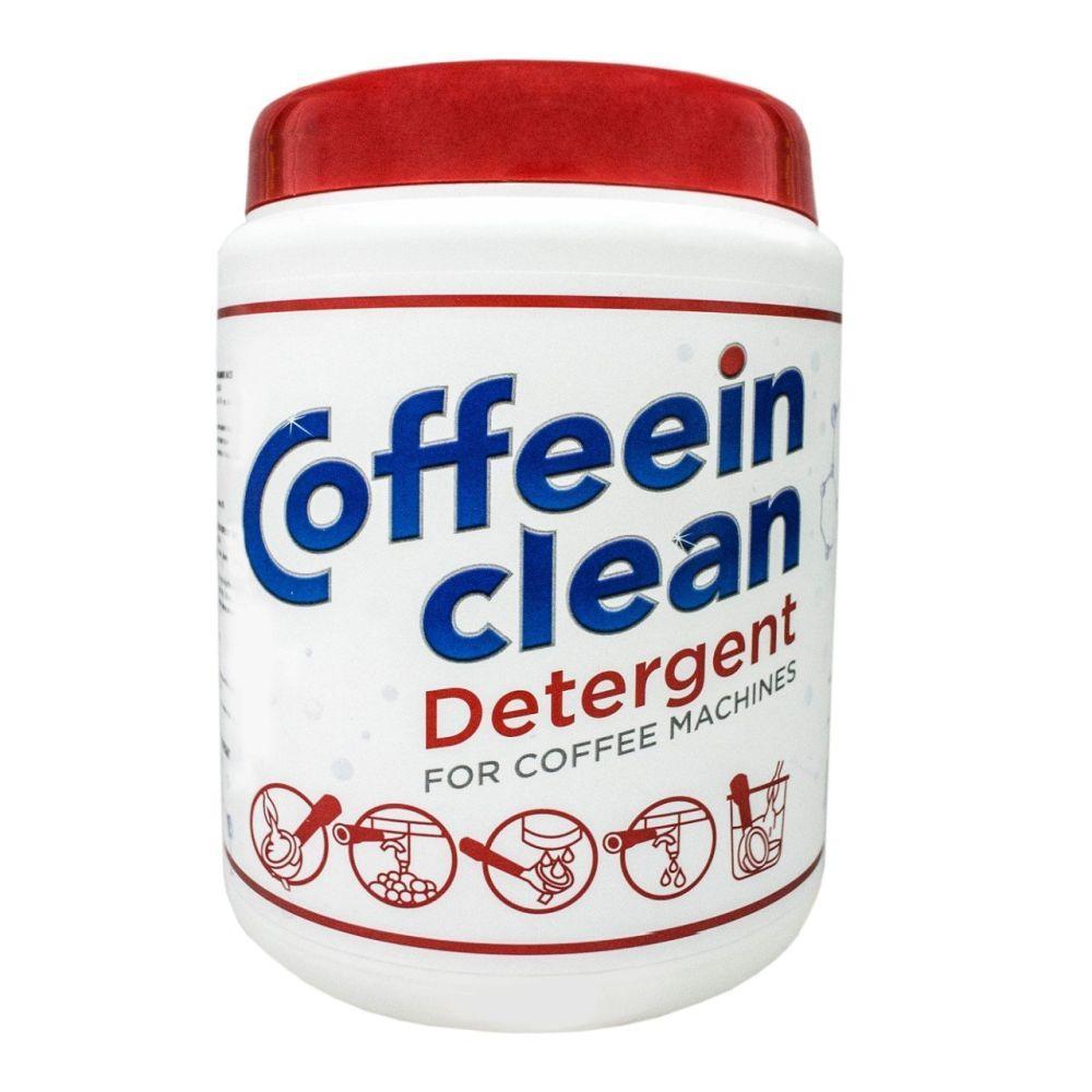Засіб для видалення кавових масел Coffeein clean DETERGENT, 900г