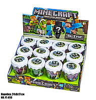 Слайм Лизун Майнкрафт Minecraft