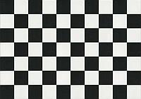 Обои Lanita виниловые на бумажной основе Анна  бело-черный (0,53х10,05м.)
