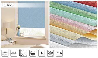 Рулонні штори Pearl (7 варіантів кольору)