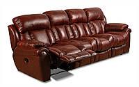 Четырехместный диван реклайнер Бостон