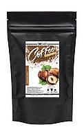 """Кофе растворимый сублимированный с ароматом """"Лесной орех"""" 500г"""