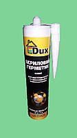 Герметік акриловий білий 280мл (12шт/уп) DUX