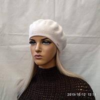 Берет женский  ODYSSEY Молочный