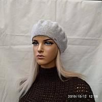 Берет женский  ODYSSEY Светло серый