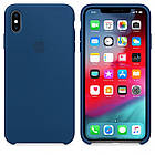 "APPLE SILICON CASE IPHONE XS/XS MAX ""BLUE HORIZON"", фото 2"