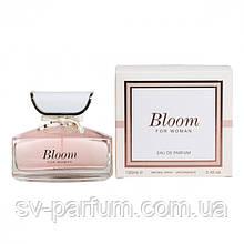 Парфюмированная вода женская Bloom for Woman 100ml