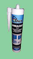 Замазка еластична БІЛА 280мл (12шт/уп) DUX