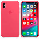 """SILICON CASE IPHONE XS/XS MAX """"HIBISCUS"""", фото 2"""