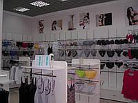 Торговая мебель для магазина нижнего белья на заказ