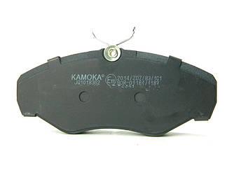 Гальмівні колодки передні на Renault Trafic 2001-> — KAMOKA (Польща) - KAMJQ1018362