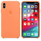 "SILICON CASE IPHONE XS/XS MAX ""PAPAYA"", фото 2"