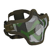 Emerson Strike Steel Half Face Mask Jungle
