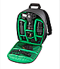Універсальний фоторюкзак, Зелений