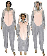 NEW! Комплекты кигуруми Family Look - детские и взрослые модели - новая серия от ТМ УКРТРИКОТАЖ!