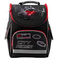 Рюкзак школьный каркасный Kite Education City rider K19-501S-6