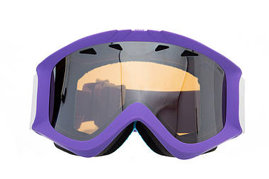 Маска гірськолижна Shred Tastic Gaper Purple, фото 2