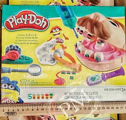 Набор стоматолога Play-Doh Мистер зубастик