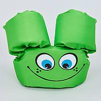 Жилет для плавания детский PL-0501 Зеленый