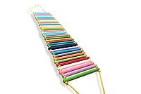 Детская массажная дорожка цветная, фото 1