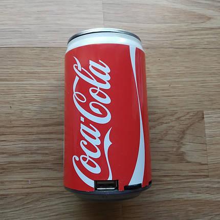 Портативная колонка - Coca-Cola, Pepsi, Fanta, Спрайт, фото 2