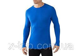Термофутболка Smartwool Men's PhD Light Long Sleeve Bright Blue (378), L