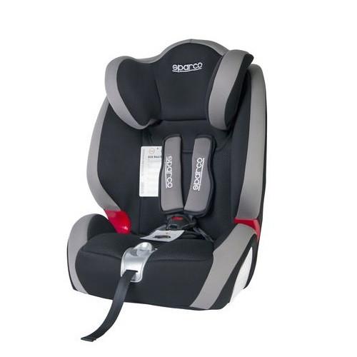 Детское автомобильное кресло Sparco F1000KGR G123 PREMIUM 9-36kg Серый
