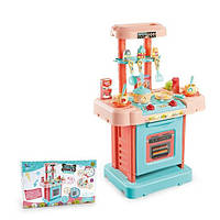 Набор детский Кухня 16824 отличный подарок для детей от 3 лет