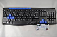 НАБОР КЛАВИАТУРЫ И МЫШИ HK 3800 БЕСПРОВОДНОЙ ( До 60 миллионов нажатий/ соф-тач пластик/Bluetooth), фото 4