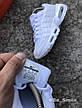 Кроссовки мужские Nike Air Max 95 (белые) Top replic, фото 4