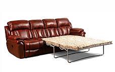 Четырехместный диван Бостон с реклайнером, мягкий диван, фото 3