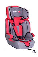 Детское кресло в автомобиль с технологией Sip ( Автокресло 9 - 36 кг) серое