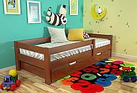 Кровать детская Arbor Drev Альф бук 80х190, Яблоня локарно