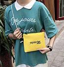 Рюкзак набор для девочки 4 предмета (сумка, клатч, пенал)с помпоном., фото 10