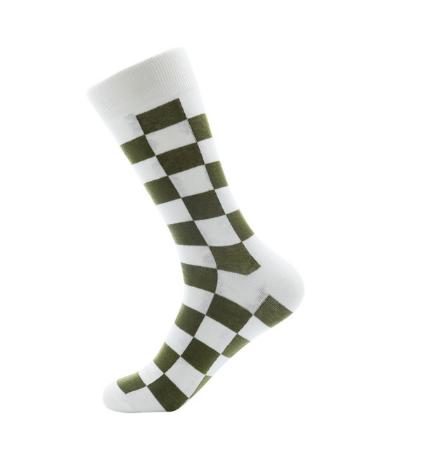 Классические длинные мужские носки