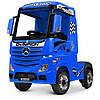 Детский Грузовик Mercedes M 4208EBLR-4, синий