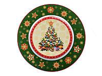 Тарелка подставная 27 см Christmas Lefard