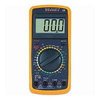 Цифровой профессиональный тестер мультиметр DT-9208