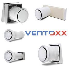 Энергосберегающая вентиляция и рекуперация воздуха Ventoxx
