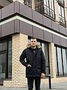 Мужская зимняя куртка-парка Node winter city, хаки и черный, фото 10