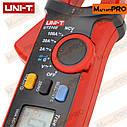 Токоизмерительные клещи UNI-T UTM 1210E (UT210E), фото 2