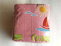 Салфетка бумажная  - розовые 100 шт. (24 пач.)