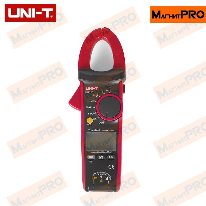 Токоизмерительные клещи UNI-T UT216A