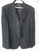 Мужской однобортный пиджак