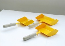 Ковш UDK для нанесения клеевого раствора на газобетон 300 мм, фото 1