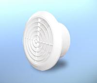 Решетка вентиляционная потолочная пластиковая DOSPEL KOS Ø150