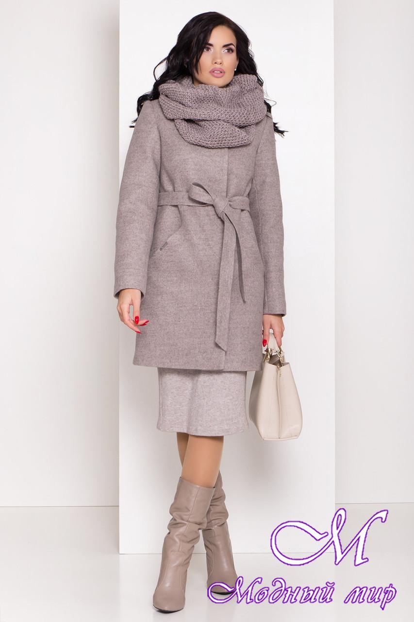 Женское красивое зимнее пальто (р. S, М, L) арт. С-84-06/44632