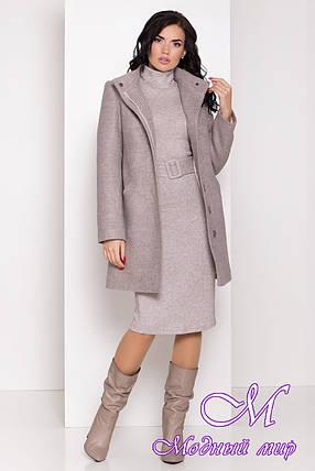 Женское красивое зимнее пальто (р. S, М, L) арт. С-84-06/44632, фото 2