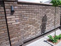 Кирпич клинкерный Керамейя Рустика Топаз 53 Пр 1 48% с торкретом (с посыпкой) 250х120х65, фото 1